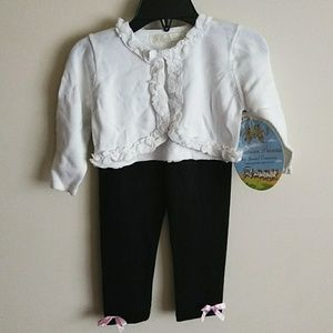Other - 2 piece baby outfit